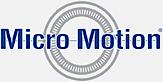 Micro Motion's Company logo