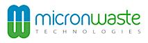 Micron Waste's Company logo