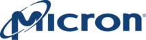 Micron's Company logo