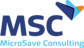 Vistaar's Competitor - MicroSave Consulting logo