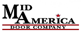Mid America Door's Company logo
