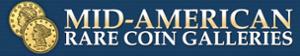 MID-AMERICAN RARE COIN GALLERIES's Company logo