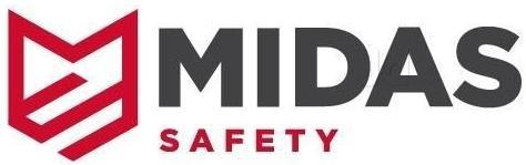 Midas Safety Logo