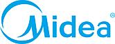 Midea's Company logo