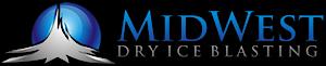 Midwest Dry Ice Blasting's Company logo