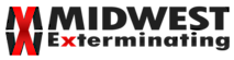 Midwest Extermination's Company logo