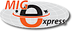 Mig Express's Company logo