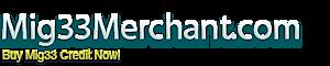 Mig33 Merchant's Company logo