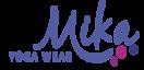 Mika Yoga Wear's Company logo