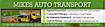 Mike Auto Transport Logo