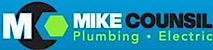 Mike Counsil Plumbing's Company logo