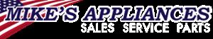 Mike's Appliance's Company logo