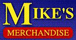 Mike's Merchandise's Company logo