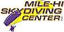 Design Parameters's Competitor - Mile-Hi Skydiving Center logo