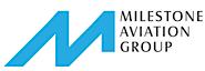 Milestone Aviation's Company logo