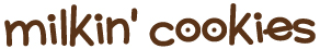 Milkin' Cookies's Company logo