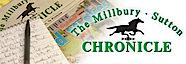 Millbury-sutton Chronicle's Company logo