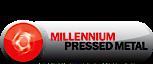 Millennium Pressed Metal's Company logo