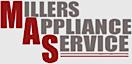 Millers Appliance's Company logo