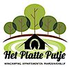 Mini Camping / Appartementen  Het Platte Putje's Company logo