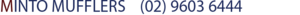 Minto Muffler Service's Company logo