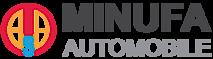 Minufa Automobile's Company logo