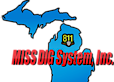 Miss Dig System's Company logo
