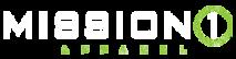Mission 1 Apparel's Company logo