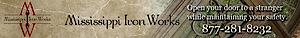 Mississippi Ironworks's Company logo