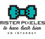 Mister Pixeles's Company logo