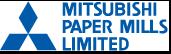 Mitsubishi Paper Mills's Company logo