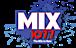 News Radio 96.7's Competitor - Mix 107.7 logo