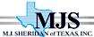 Utility Contractor M. J. SHERIDAN of TEXAS, INC