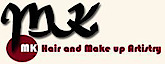 Mk Hair And Makeup Artistry's Company logo