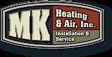Mk Heating And Air's Company logo