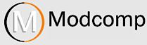 Modcomp's Company logo