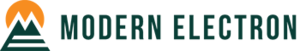 Modern Electron's Company logo