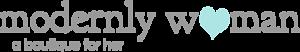 Modernly Woman's Company logo