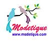 Modetique's Company logo