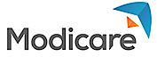 Modicare's Company logo