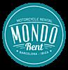 Mondorent's Company logo