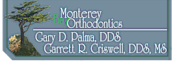 Monterey Bay Orthodontics  Dr. Gary Palma & Dr. Garrett Criswell's Company logo