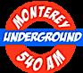 Monterey Underground Radio's Company logo