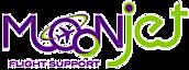 Moonjet's Company logo