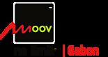 Moov Gabon's Company logo