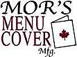 Mor's Menu Cover's Company logo