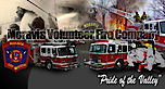 Moravia Fire Department's Company logo