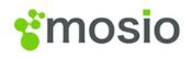 Mosio's Company logo