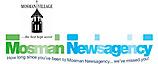 Mosman Newsagency's Company logo