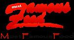 Mostfamousfood's Company logo